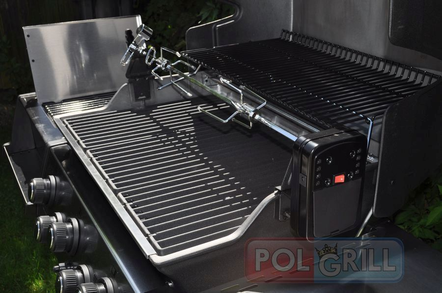 Grill Gazowy Broil King Sovereign 90 - PolGrill