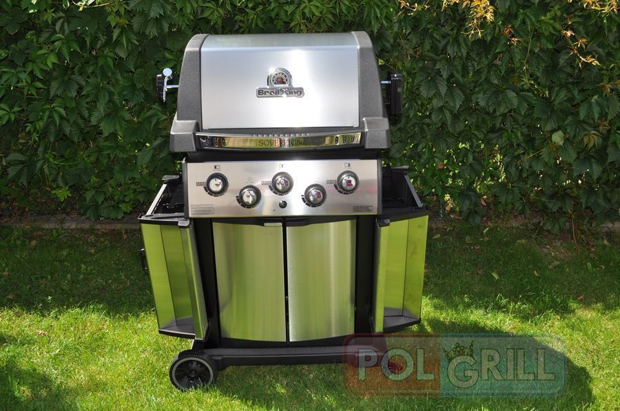 grill gazowy sovereign 90-polgrill
