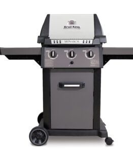 Grill gazowy Broil King Monarch 320 Grey