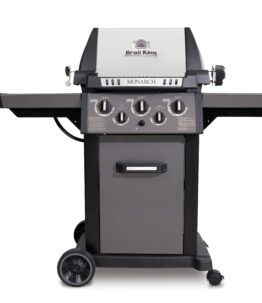 Grill gazowy Broil King Monarch 390 Grey